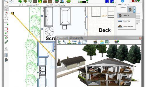 Nouvelle version 19 pour le logiciel Architecte 3D