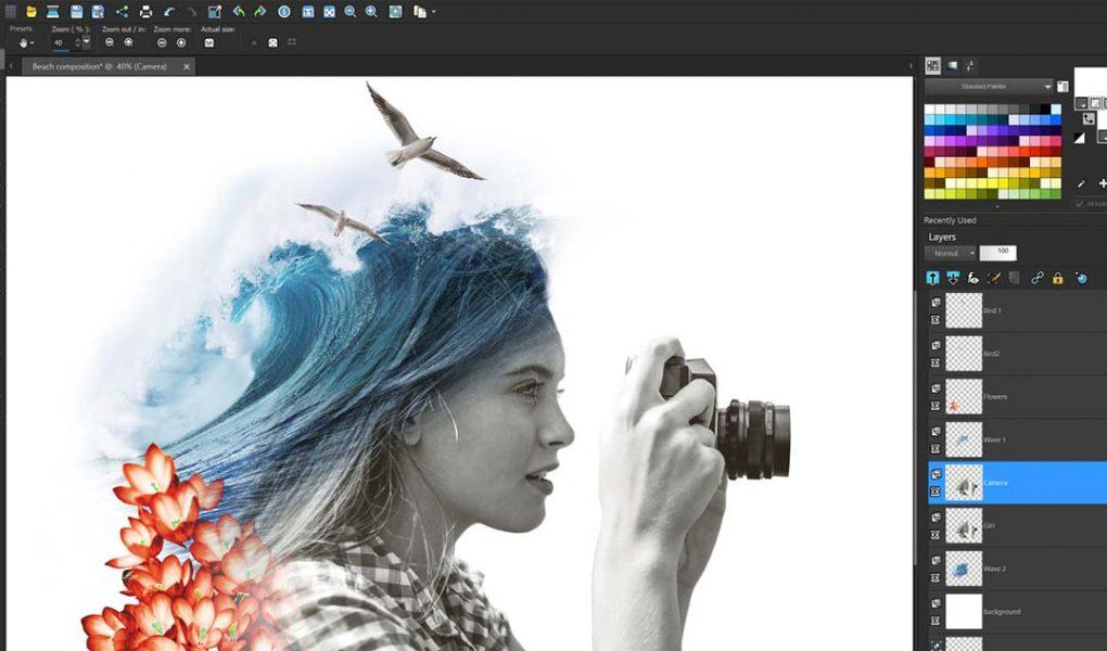 Nouveautés en pagaille pour Painter 2019, Paintshop Pro 2019 et Pinnacle Studio 22
