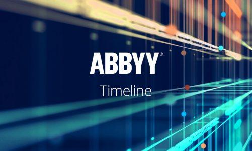 ABBYY Timeline, la plateforme d'analyse automatique des processus métiers