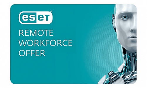 ESET Remote Workforce Offer