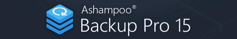 Nouvelle version de Ashampoo Backup Pro 15
