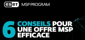 6 conseils pour une offre MSP efficace
