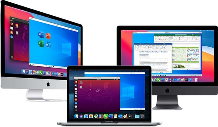 Promotion Parallels Desktop + Windows 10