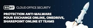 Evolution de ESET Cloud Office Security