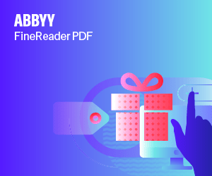 ABBYY FineReader PDF : Offre spéciale volume