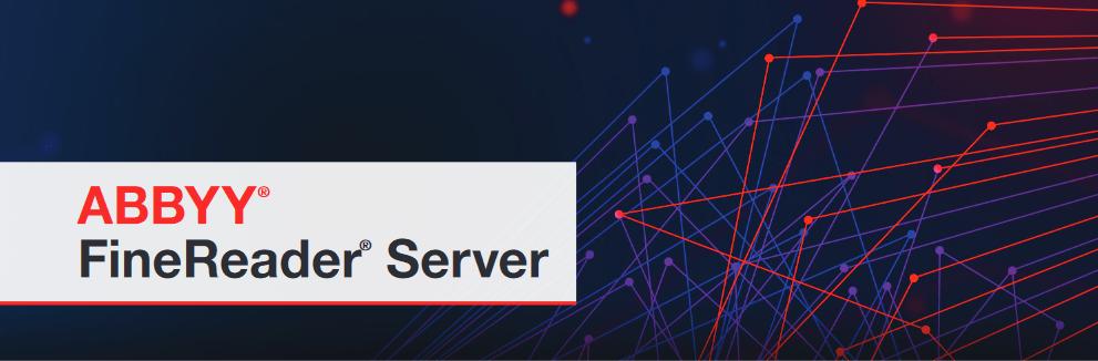 Découvrez FineReader Server