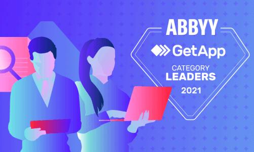 ABBYY FineReader PDF nommé n°1 des logiciels PDF sur GetApp par Gartner